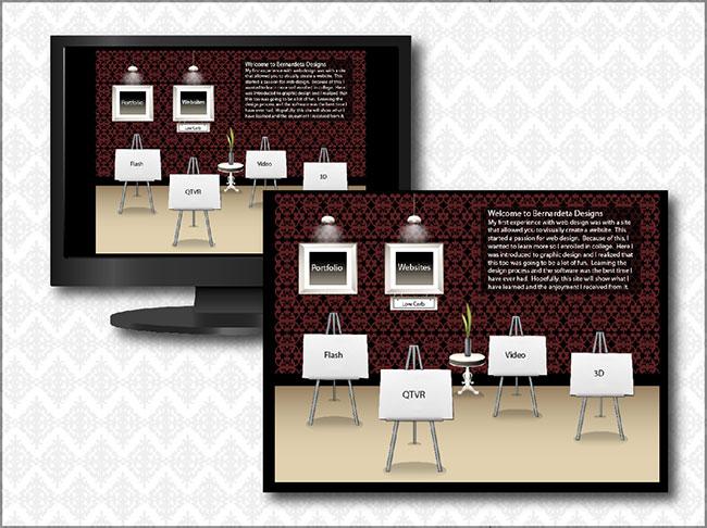 Bernardeta Designs Previous Website