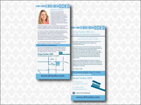 Dental-Rack-Card
