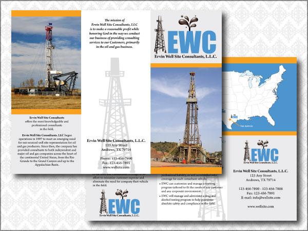 Oil Consultant Brochure