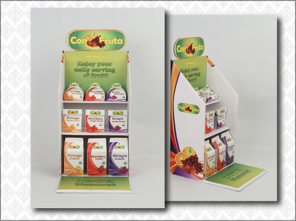 Fruit Product Showcase
